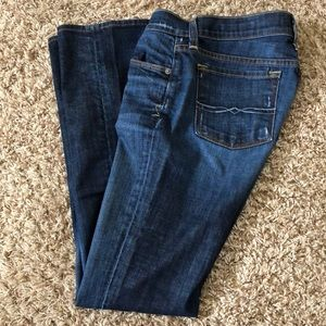 Lucky Brand Jeans, Size 2 (26), Zoe Straight